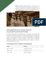 La Cultura Chachapoyas