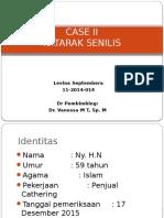 KATARAK SENILIS