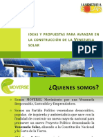 Moverse Ideas y Propuestas 2012