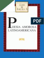 Poesia Amorosa Latinoamericana