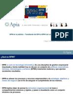 Transitando Del BPA Al BPM Con Una Metodología Probada