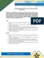 Evidencia 11 Pro y Contra Del Proceso de Globalización