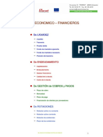 Ratios Eco Finan