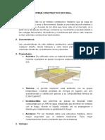 Sistema Constructivo Drywall