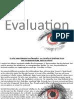 Evaluation 4 Am