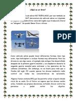 Más Informacion Sobre Los Drones