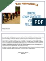 Carpeta Didactica German 2016