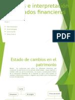 Análisis e Interpretación de Estados Financieros (1)