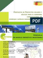 Moverse Proyectos Solares y Eólicos 2013-2019