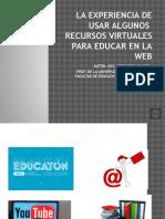 recursos virtuales