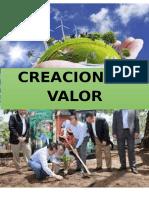Creacion de Valor Industrial
