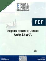 Integradora Pesquera Del Oriente de Yucatán