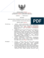 Contoh Draft RKPDesa Yg Mengacu Permen 114