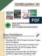 Skl, Sk, Kd (Ktsp & K-13)