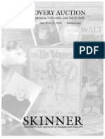 Skinner Discovery Auction 2504 | Ephemera & Collectibles, Toys & Dolls