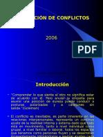 Resolucion de Conflictos 2