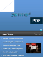 Yammer Overview