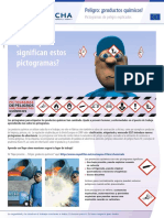 Eu-osha Chemical Hazard Pictograms Leaflet Es