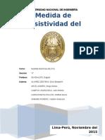 Informe de Resistividad Del Terreno Con Punto 7