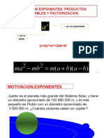 Exponentes Productos Notables Factorizacion[1]