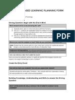 projectbasedlearningplanningform