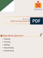 ME2030_20160331- Metal Forming- Stamping