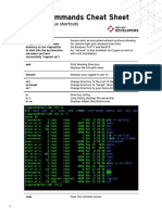 Linux Cheatsheet Bw