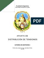 Distribución de Tensiones - 2010 UNLP