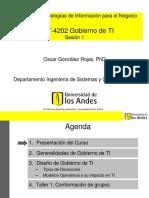 Generalidades-Diseño Gobierno de Ti