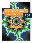 The Watchtower's Achilles' Heel by Doug Mason, 2013