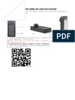 (MD82ssS)p2p Software Specifications(English)