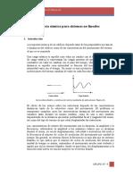 Respuesta Sísmica Para Sistemas No Lineales Referencia