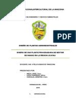Diseño de Una Planta de Procesamiento de Nectar de Mango.pdf
