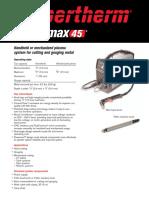 Brochure PMX 45