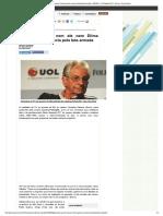 Gabeira Diz Que Nem Ele Nem Dilma Queria a Democracia