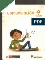 Libro de Comunicación 4°