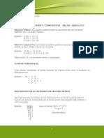 u1 m4 Numeros Primos y Compuestos - Valor Absoluto