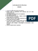 Taller Analisis de Pelicula