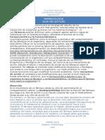 Guia de Lectura Farmacologia tum