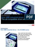 ACS880 Presentation v 2014-01-15