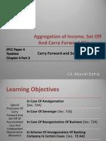 Aggregation of Income