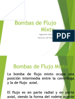 Bombas de Flujo Mixto