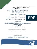 RESUMEN DEL LIBRO DE INNOVACION Y CREATIVIDAD.odt