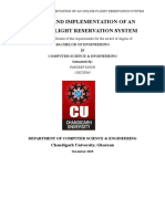 Airline Reservation System Project Report (1).docx