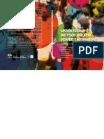 Gestión Escolar E Inclusión Educativa. compiladora