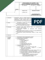 SOP PENGAMBILAN SAMPEL AIR.doc