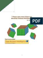 Pasos para crear Cubos con Schema Workbench