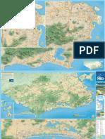 Mapa Oficial do Rio de Janeiro