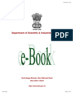 Department of Scientific and Industrial Research Report, India