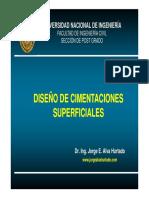 (3a.Diseño Cimentaciones Superficiales.pdf